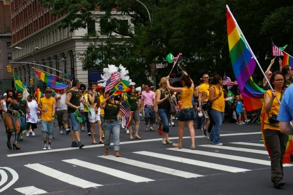 2008 new york gay pride festival