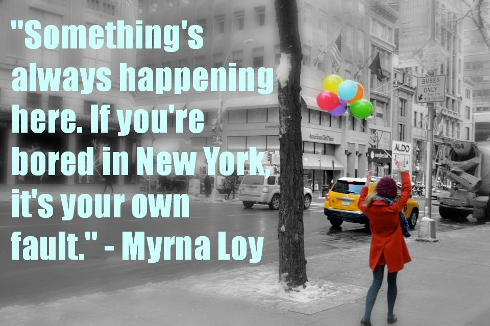 Here Is New York Quotes: 9 Favorite Quotes About New York City