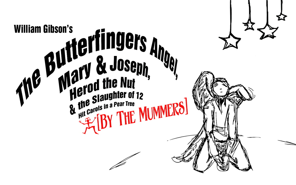 Christmas Pageants And The Butterfingers Angel