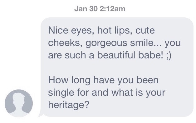 what to say on tinder when they dont respond