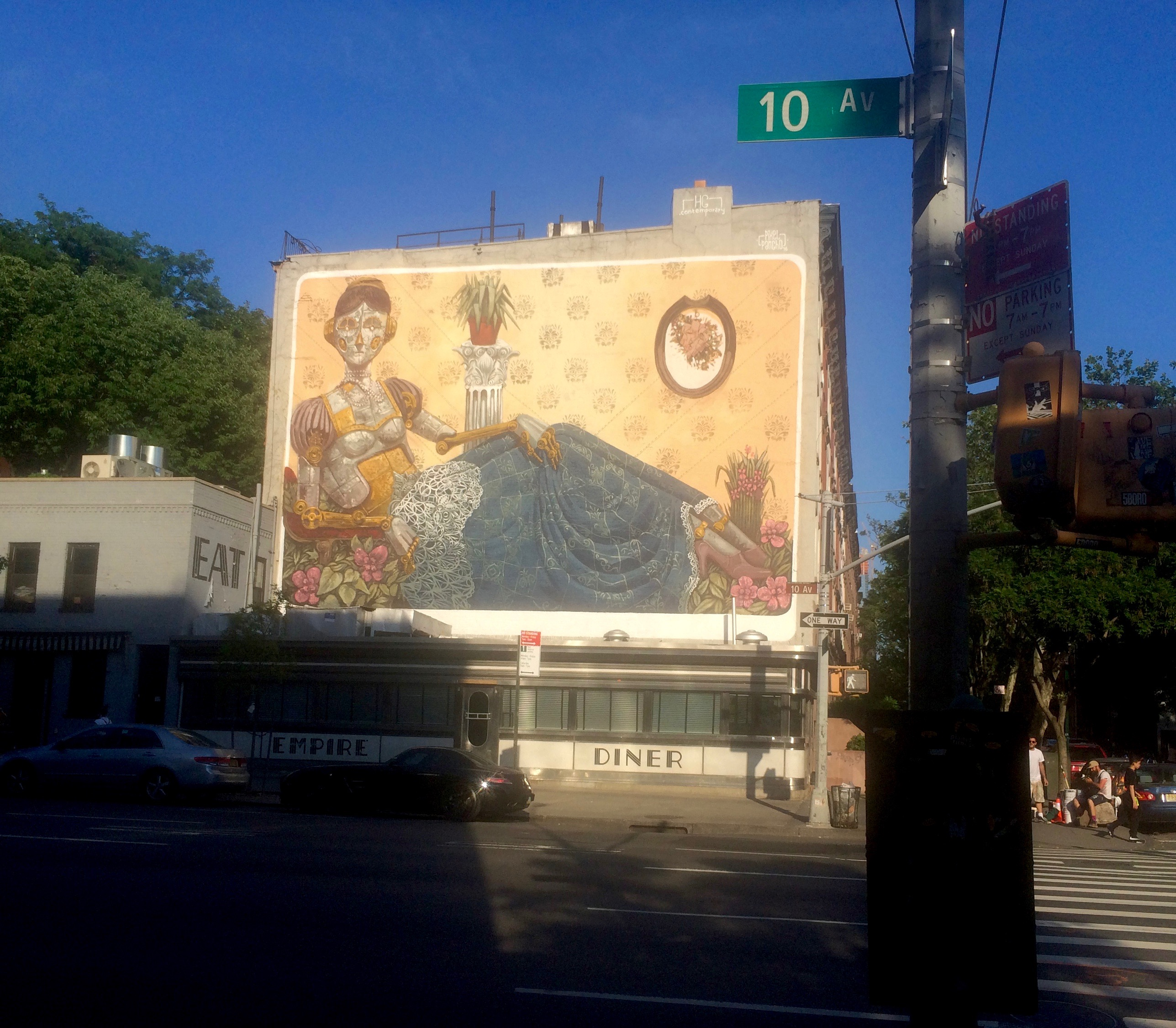 mural 10th and 22nd