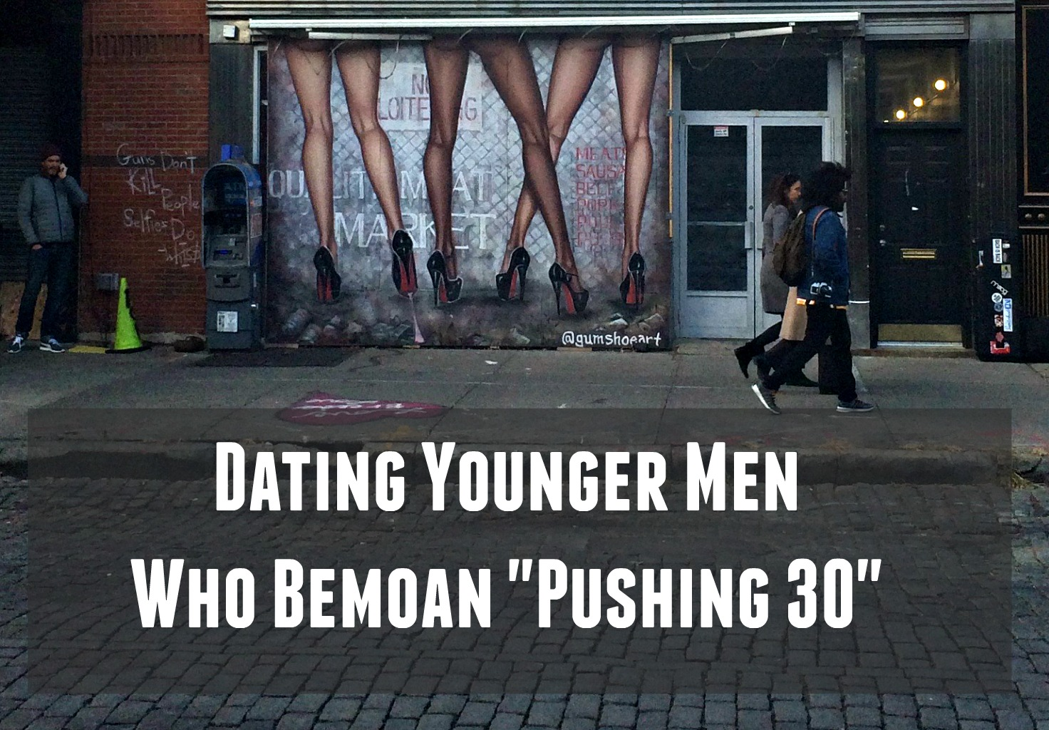 Dating younger